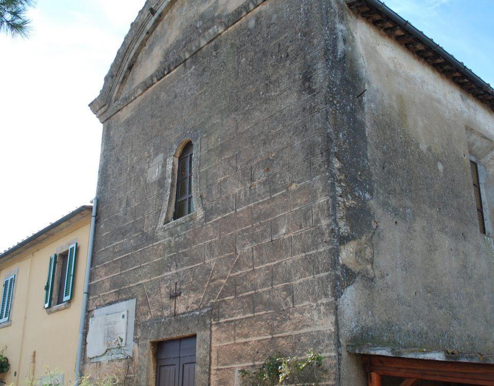Cura Nuova chiesa